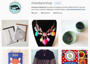 Charabanc Instagram